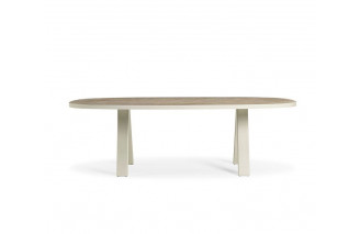 Esedra | Oval coffee table | Ethimo