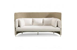 Esedra | 3 seater high back sofa | Ethimo