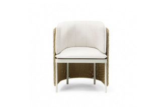 Esedra | Dining armchair | Ethimo