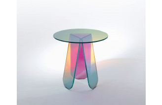 Shimmer | Side Table | Glas Italia