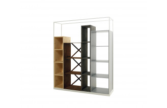 Industry   Bookcase   Casamania