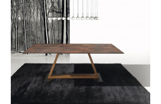 Kansas | Dining table | Ideal Sedia