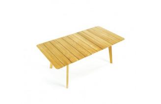 Knit | Rectangular dining table | Ethimo