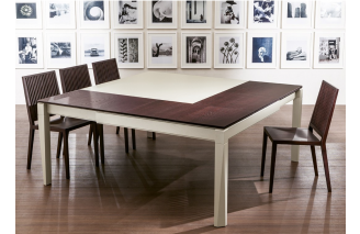 Plurimo | Dining Table | Pacini & Cappellini