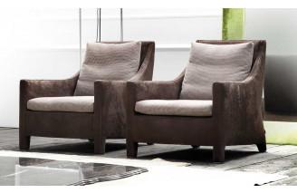 Pensiero | Lounge chair | Erba Italia