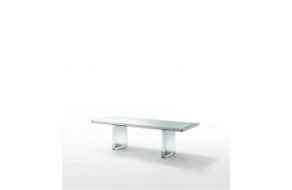 PRISM Mirror Table | Dining Table | Glas Italia