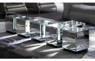 Riflesso | Side table | Erba Italia
