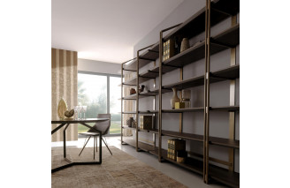 Sesante bookbase by Esedra