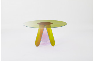 Shimmer | Dining Table | Glas Italia