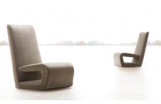 Timeless | Lounge chair | Erba Italia