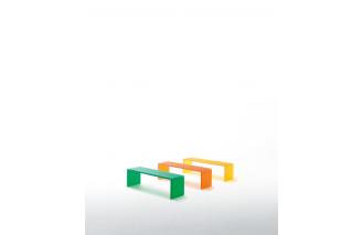 Triennale | Bench | Glas Italia