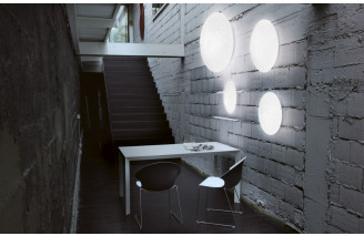 NUVOLE | ceiling/wall lamp | Vistosi