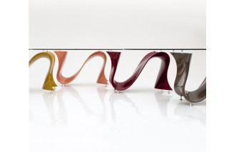 Wave | Dining Table | Tonin Casa