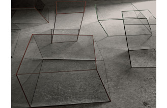 Wireframe | Coffee Table | Glas Italia