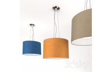 SP Velvet suspension lamp by Axo Light