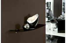 Curva wall shelf by Unico Italia