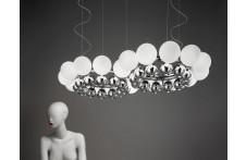 24Pearls | suspension lamp | Vistosi