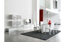 Segno dining table by Unico Italia