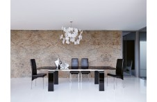 Tecno dining table by Unico Italia