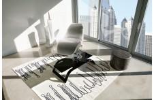 Lounge coffee table by Unico Italia