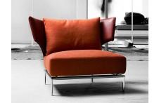 Abbraccio   Lounge chair   Erba Italia