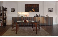 Autoreggente dining table by Horm