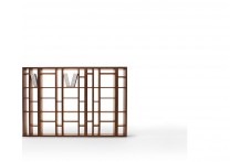 Babele Bookcase by Pacini & Cappellini