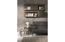 Berchet bookcase by Pacini & Cappellini