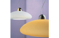 BIANCA | suspension lamp | Vistosi