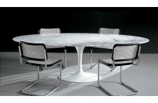 Bistrot dining table by Linea IC