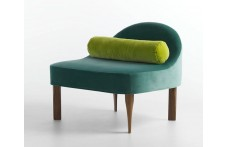 Bla lounge chair by Horm