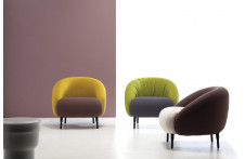 Bump | lounge chair | L'Abbate