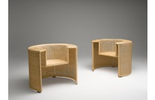 Charlotte lounge chair by Horm