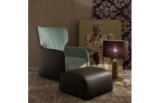Ilary | Lounge chair | Esedra