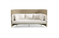 Esedra | 3 seater high back sofa | Ethimo