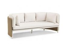Esedra | 3 seater sofa| Ethimo