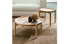 Gong coffee table by Pacini & Cappellini