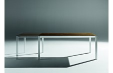 Lux dining table by Horm