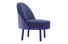 Paltò | lounge chair | L'Abbate