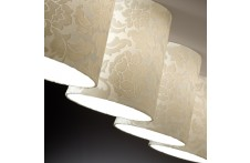 PL Damasco 056 ceiling lamp by Axo Light