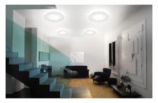 POD | Wall/Ceiling lamp | Vistosi