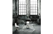 Quake | Dining Table | Glas Italia