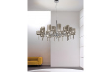 Spillray suspension lamp by Axo