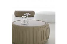 Plissé coffee table by Tonin Casa
