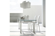 Bridge dining table by Tonin Casa