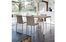 Pure dining table by Tonin Casa