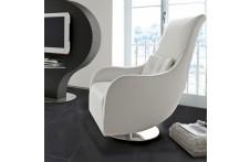 Nolita lounge chair by Tonin Casa