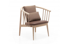 Tivoli | lounge chair | L'Abbate