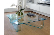 Wind coffee table by Unico Italia