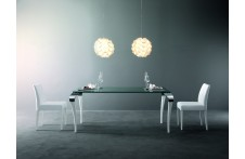 Lancelot dining table by Urbinati